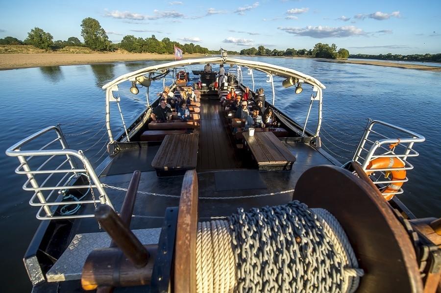 Lanzadera del río Saumur / Gennes