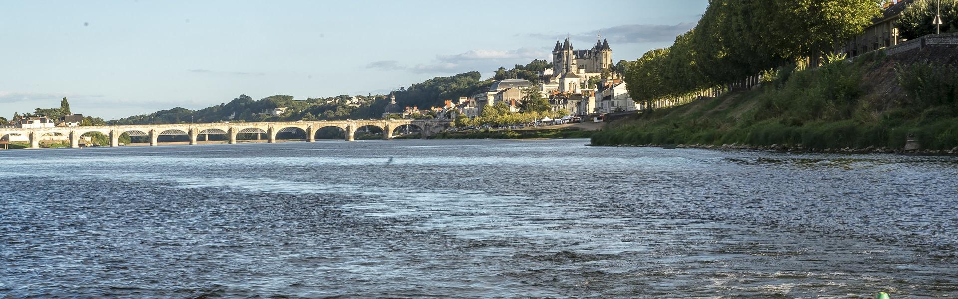 Saumur aan de Loire