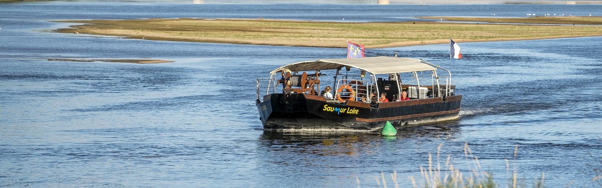 Loire visto desde el agua
